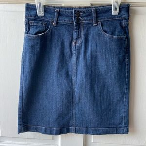 Women's Old Navy Jean Skirt